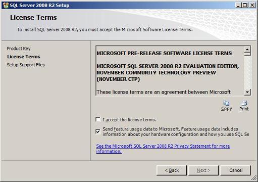 free  sql server 2008 enterprise edition software