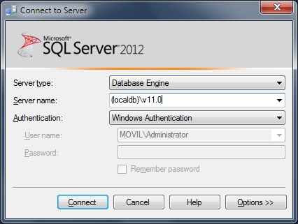 Sql server localdb 2012 download
