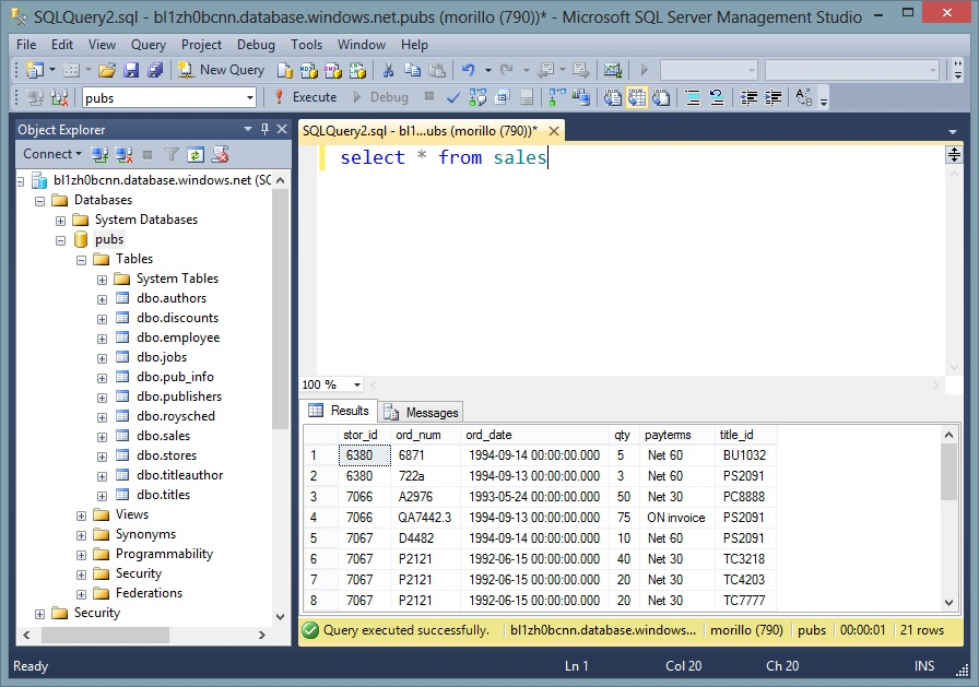 Sqlcoffee Migrating Sql Server Databases To Azure Using Ssms 2012