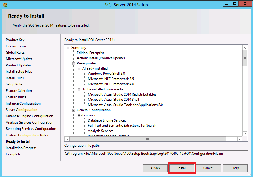SQL SERVER - Unable to Change