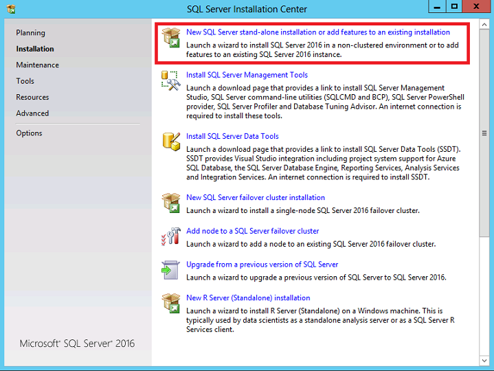 can you install sql express on windows 10