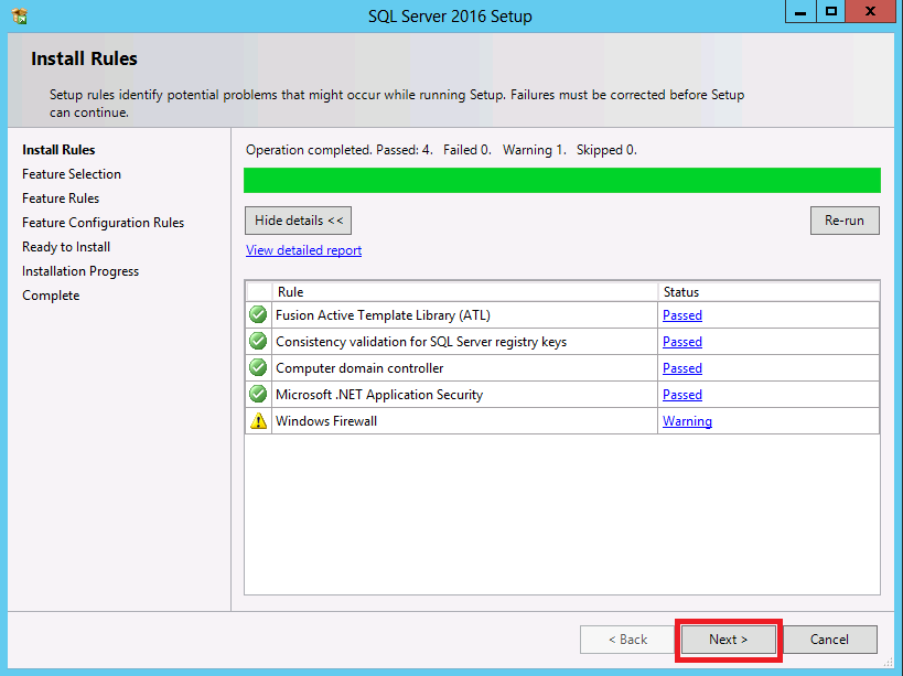 SQLCoffee - How to install SQL Server 2016