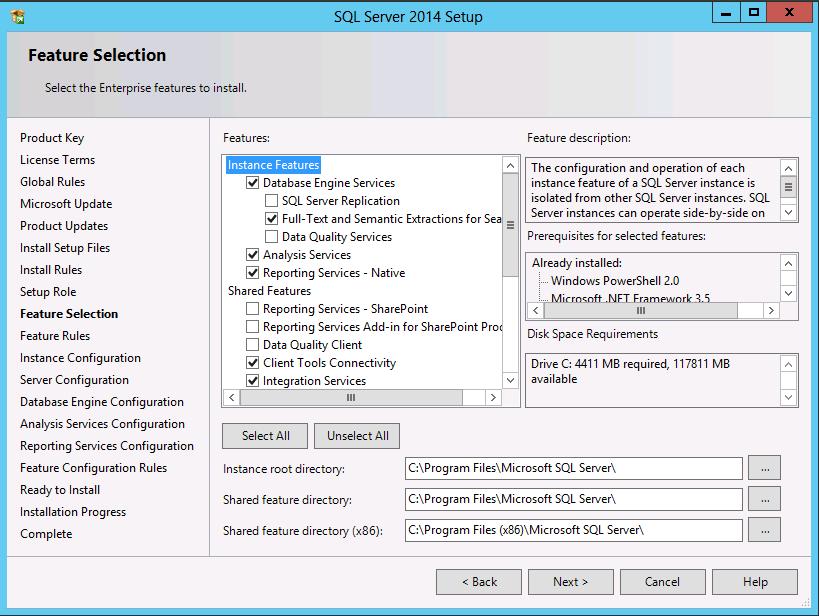 Ms Sql Server 2014 Standard 64-Bit